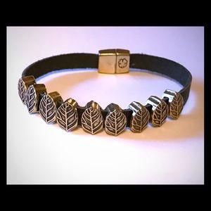 Lucky 🍀 Brand Leaf Bracelet